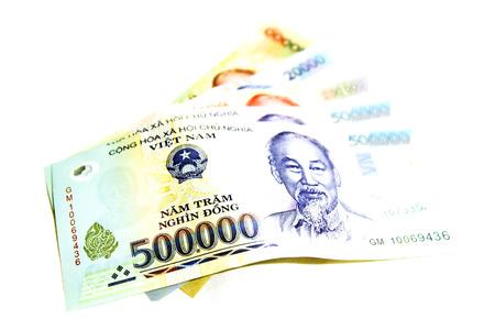 Vietnam Dong Banknote