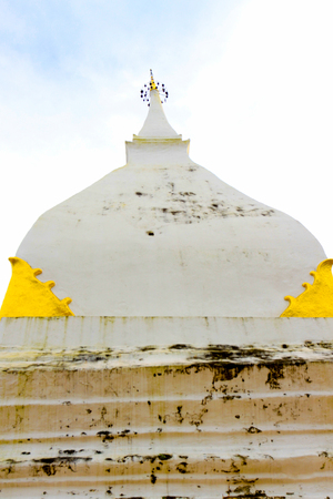 tat: Pra Tat Sri Song Luck Historic stupa Loei Thailand