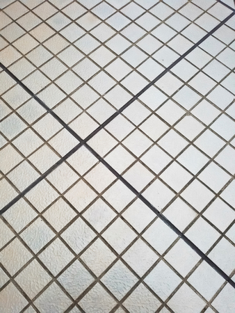 Background with a pattern and texture of cobble stones Archivio Fotografico - 121910754