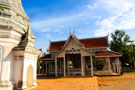 beautiful temple in south thailand Archivio Fotografico - 121918185