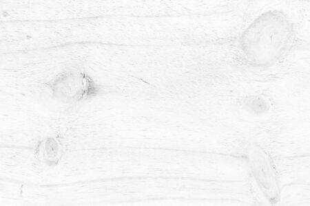 Uneven wooden floor white color pattern and eye wood and dust on surface for texture and copy space in design background