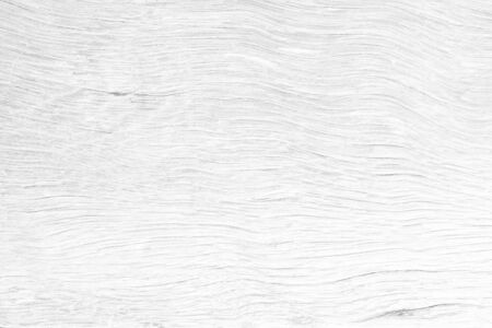 Wood grain surface old white wood for background and texture Stockfoto