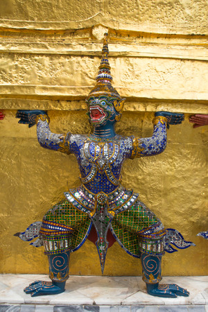 Thailand, Bangkok: grand palace