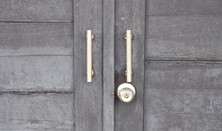 manipular: Vintage puerta manejar