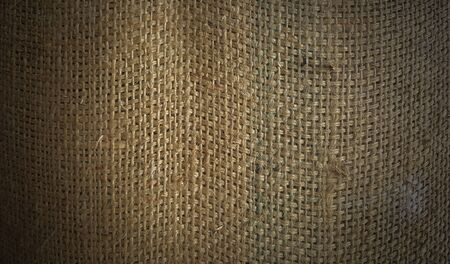 background material: Texture sack sacking country as the background