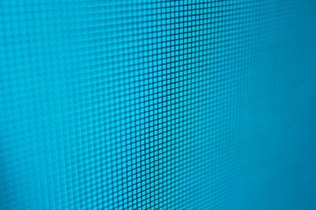 dof: Metal mesh texture shallow DOF