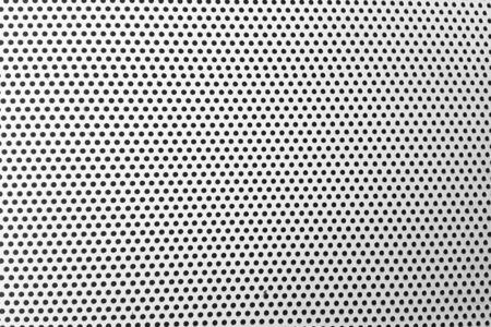 pattern of speaker grille Use for texture or background
