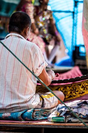 gamelan: LiGe, musical folk drama