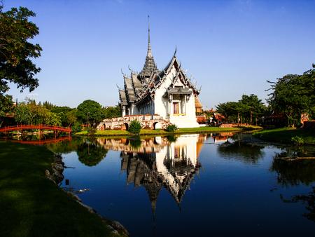 samut prakan: Thailand travel, Sanphet Prasat Palace, Ancient City,  Samut Prakan