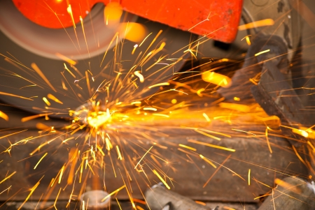 Grinder Steel Industry photo