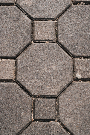 Block flooring photo