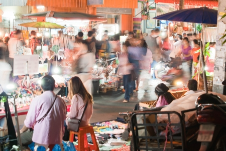 Night Market photo