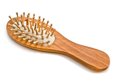 wooden combs photo