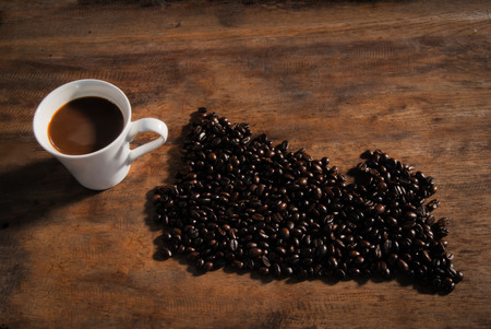 Hawaiian coffee Фото со стока