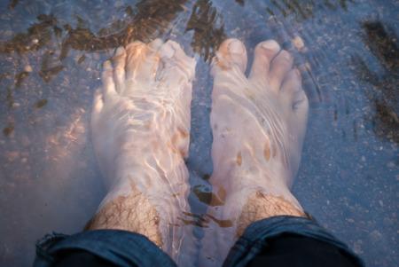 soak: Foot Soak