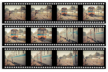 film train photo