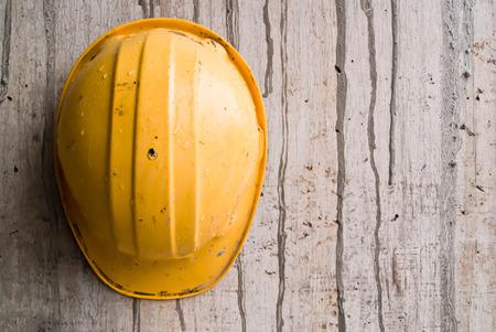 construction helmet Standard-Bild