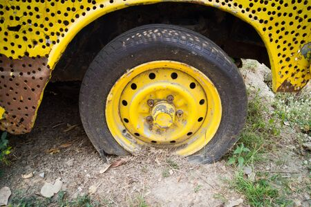 Wheels Old