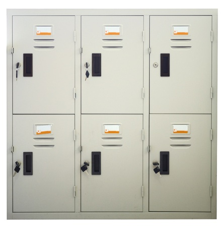 key cabinet: Metal Locker