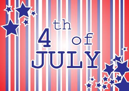 bandera estados unidos: 04 de julio