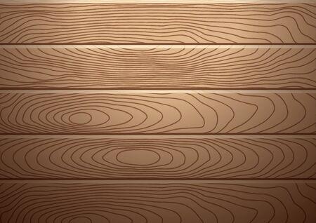 madera rústica: Fondo realista del tablón de madera marrón con el punto de mira por, para la exhibición de productos