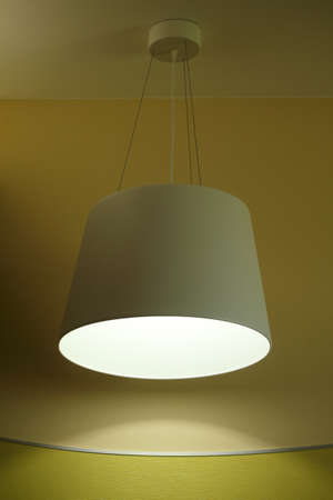 hanging lamp: Hanging lamp interior for room