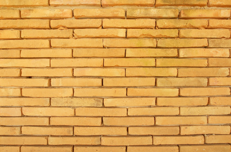 revetment: abstract close-up brick wall background