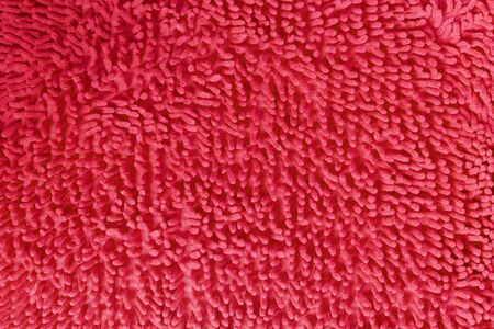red carpet background: Background texture of red carpet Stock Photo