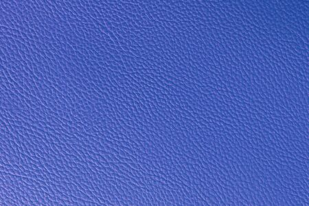 leatherette: blue leatherette texture as background Stock Photo