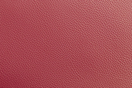 leatherette: Red leatherette texture as background Stock Photo