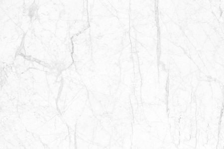 Details of white marble with traces, scratches and dirt. Used for background work and design. Standard-Bild