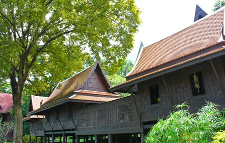 Thai House in Sanamjan Palace