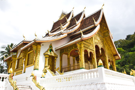 lao: Luangprabang museum of Lao