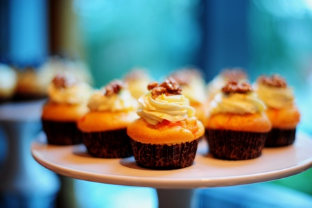 Muffin White Mousse