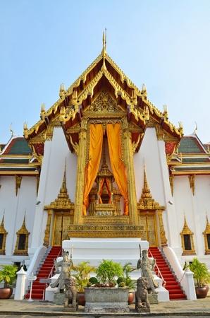 Photo of Dusit-Mahaprasart Throne  Famous Thai attraction in Bangkok, Thailand