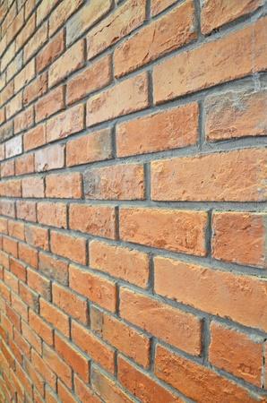 Photo of beautiful brick wall pattern