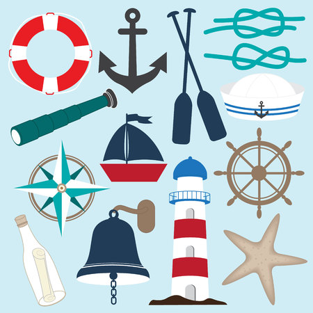 nautic: Nautical Objects Collection