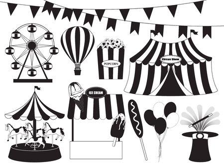 fun fair: Fun Fair and Circus Collection