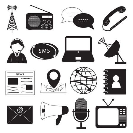 communication icons: Communication Icons Set