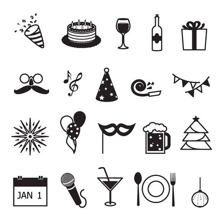 new year party: New Year Party And Celebration Items