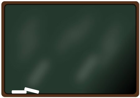 Blackboard empty,chalk, you can add text  photo