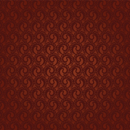Abstract seamless chocolate background for you coffee menu Stock Vector - 15700519