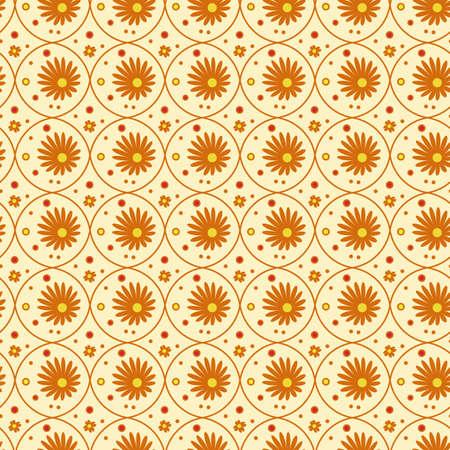 Abstract seamless texture. Vector illustration