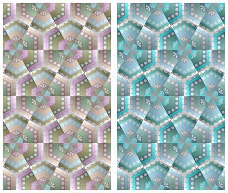 texture of illustration: Abstract seamless texture illustration Illustration