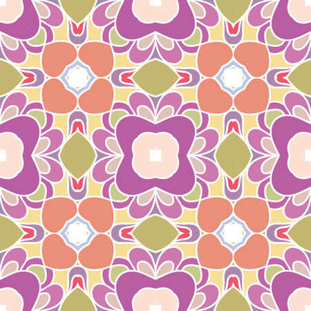 Abstract seamless pattern. Design element