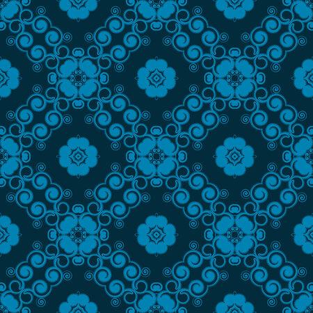 Abstract seamless texture. Vector illustration. Design element Illustration