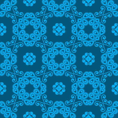 Abstract seamless pattern. Vector illustration. Design element