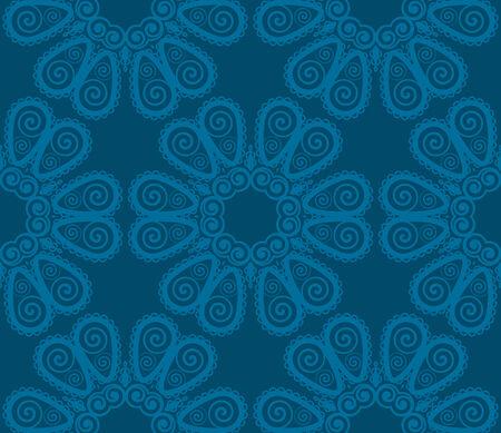 Abstract seamless pattern. Vector illustration. Design element