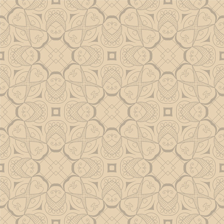 Seamless abstract hand-drawn texture, backdrop. Seamless pattern can be used for wallpaper, pattern fills, web page background, surface textures. Detailed seamless background Vector