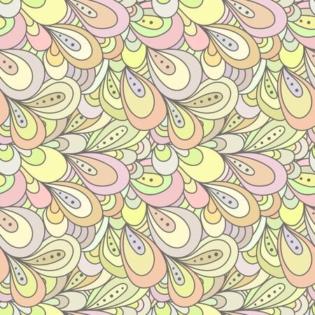 backdrop: Seamless abstract hand-drawn texture, backdrop.